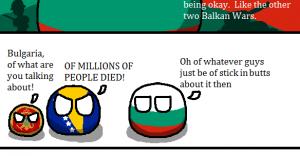 3rd Balkan War