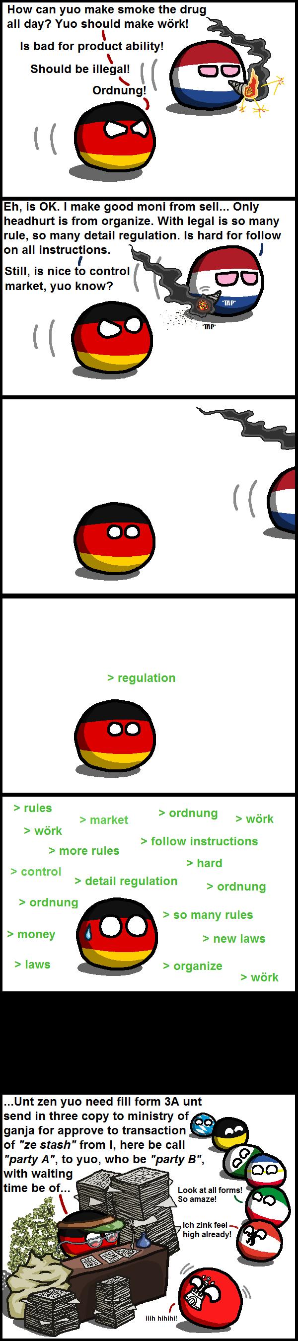 Blunt Order