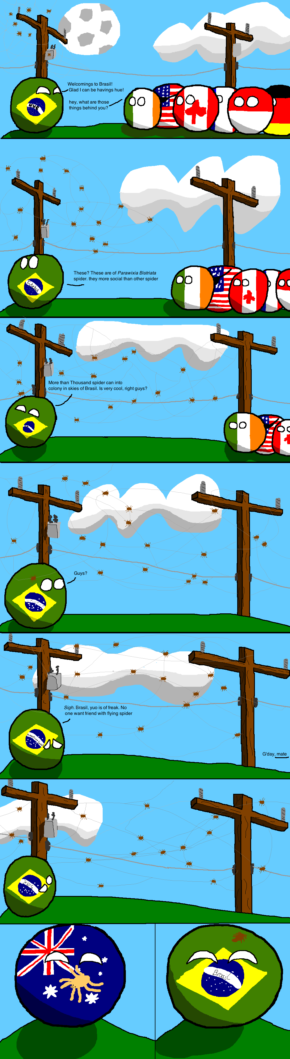 Brazil Makes a Friend