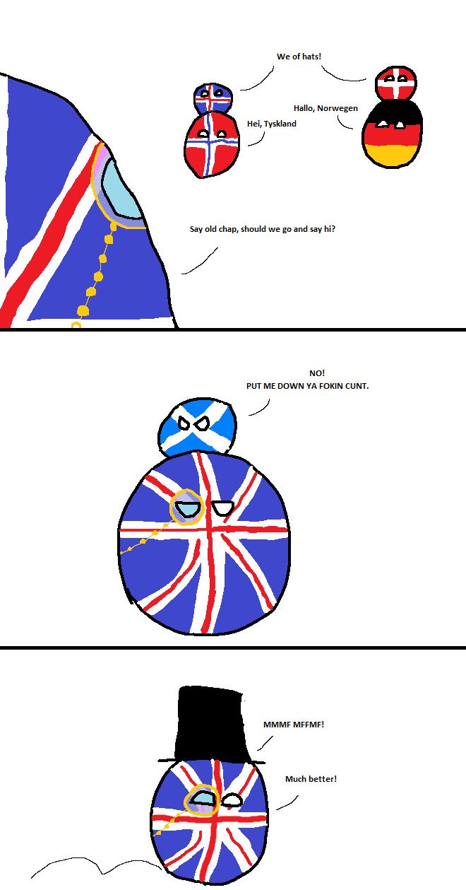 Britain's Hat