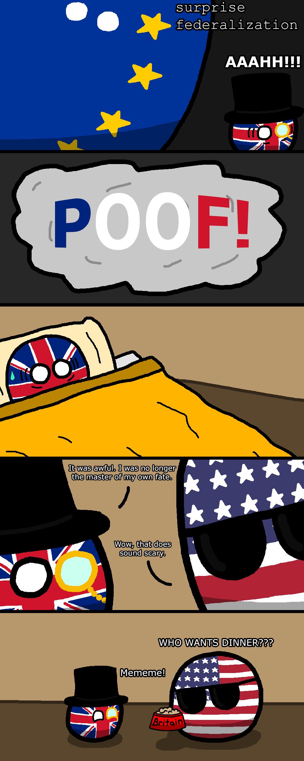 Britain's Nightmare