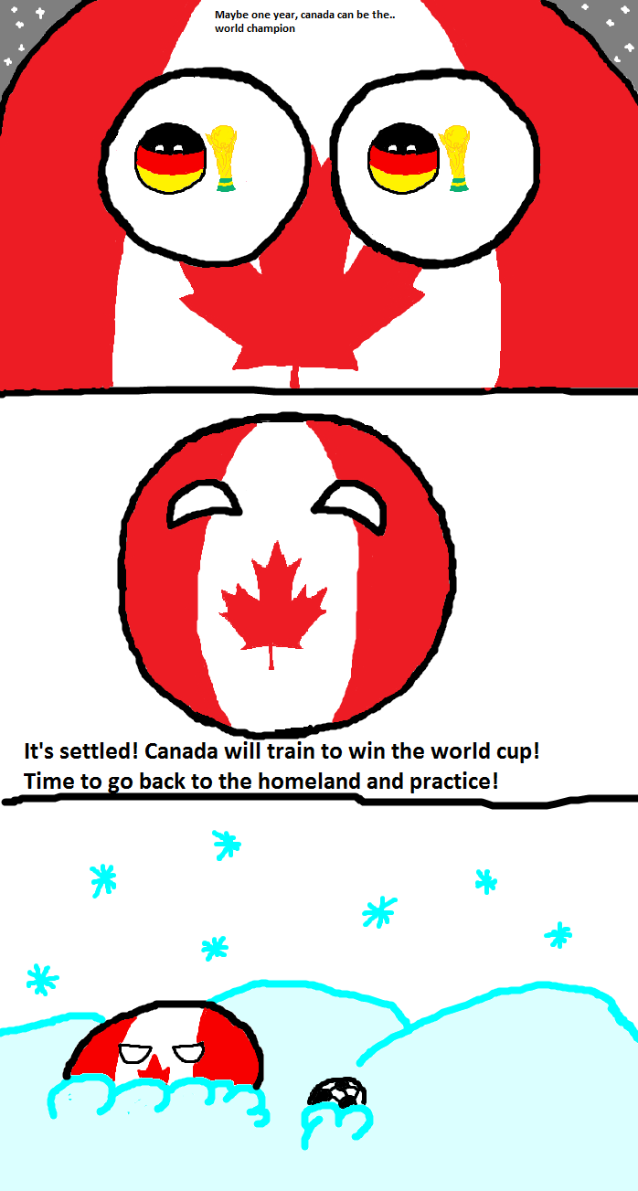 Canada Gets Inspired