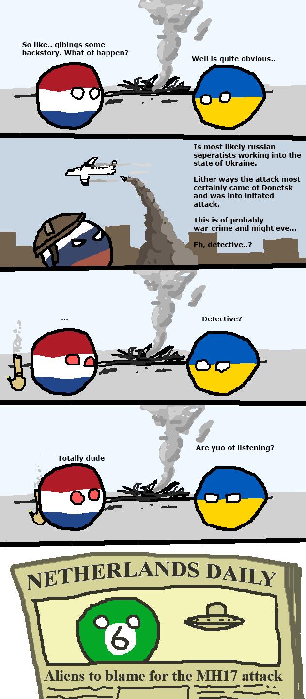Detective Netherlands