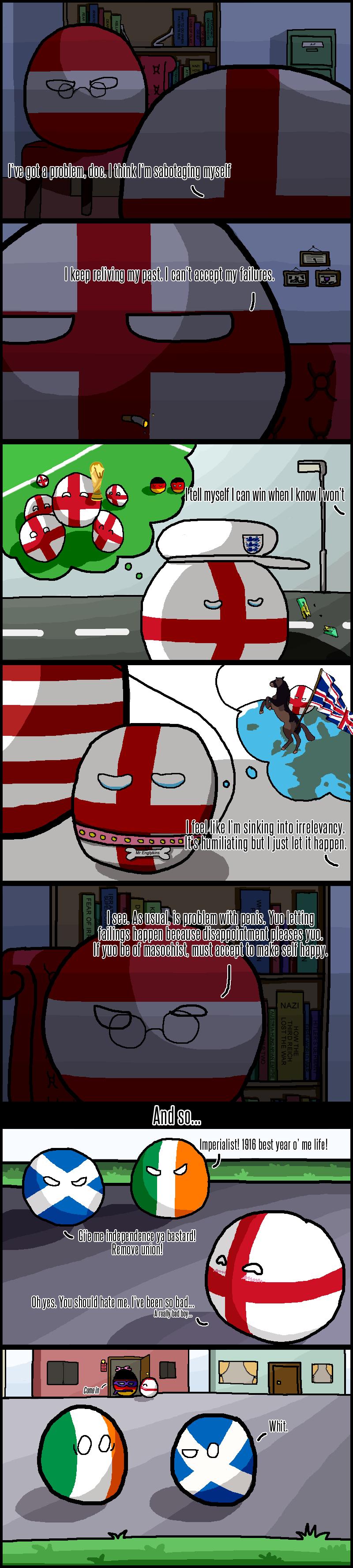 England's Problem