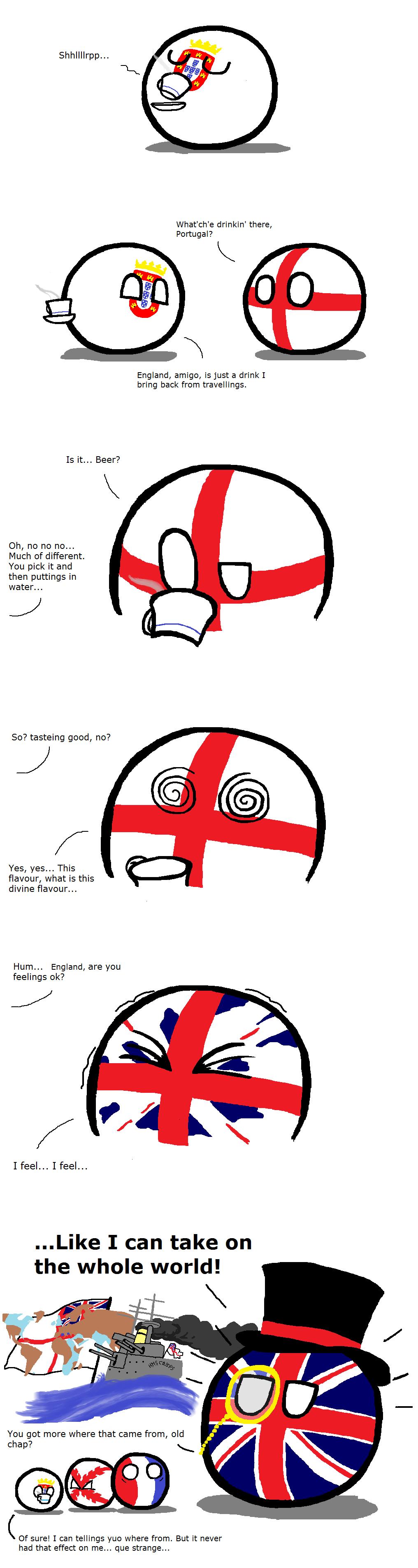 England's Secret