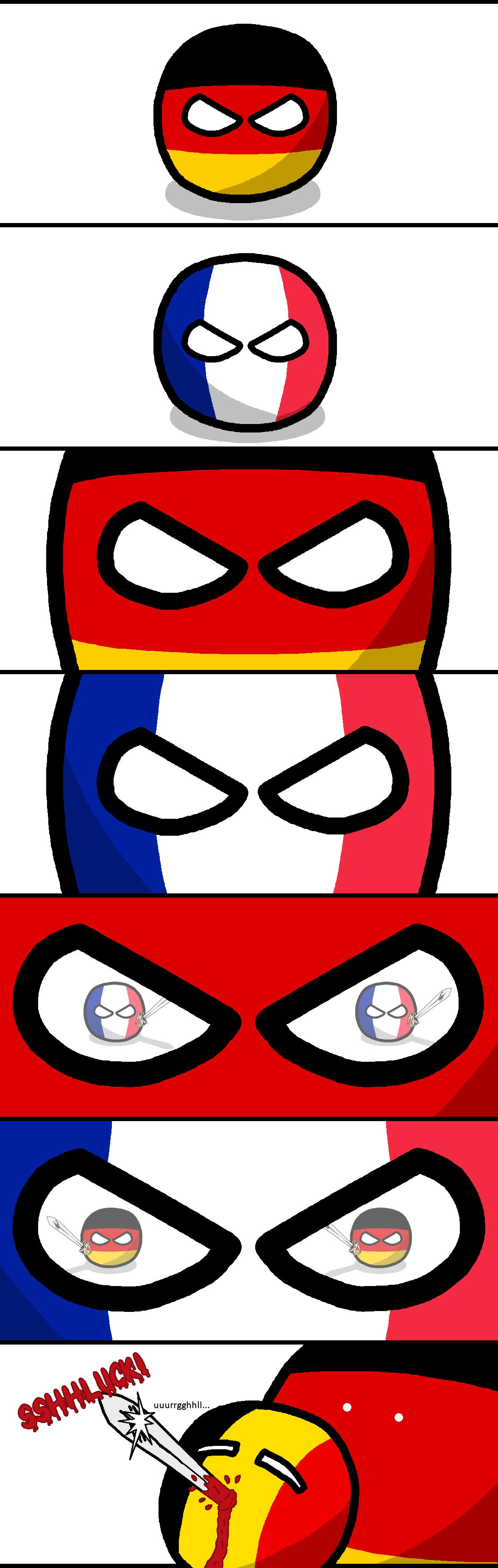 France and Germany at War