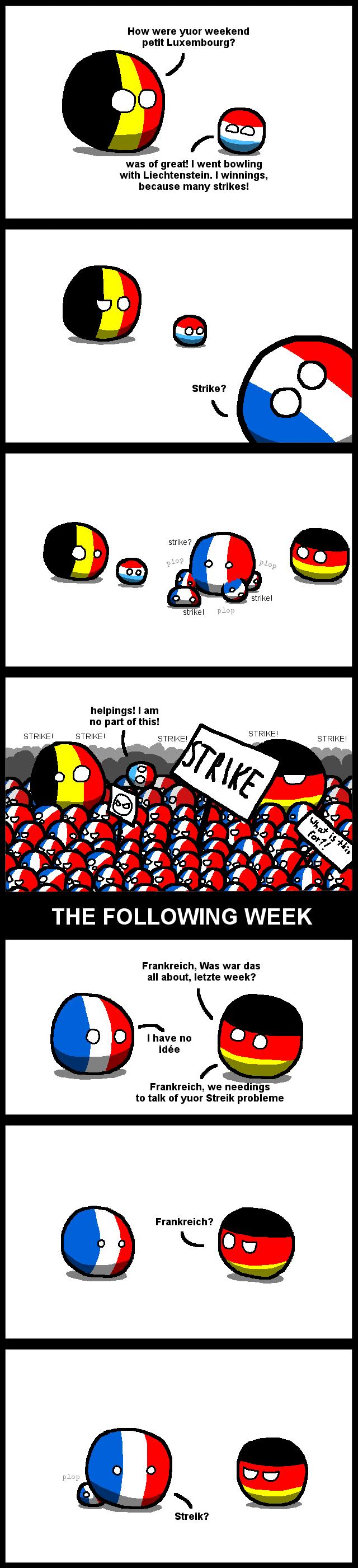 France's Problem