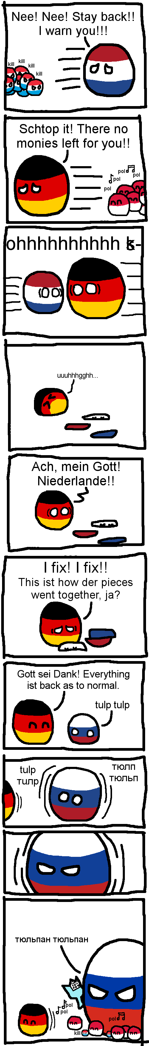 Germany Gets it Wrong