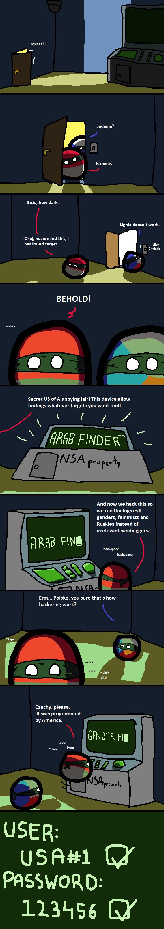 Hackering