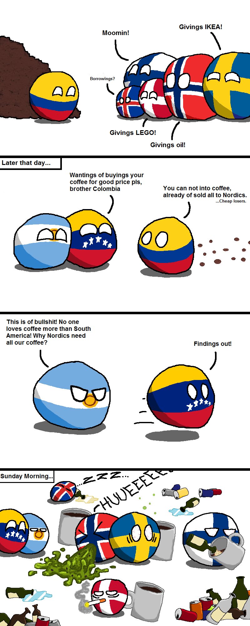 Nordic Needs
