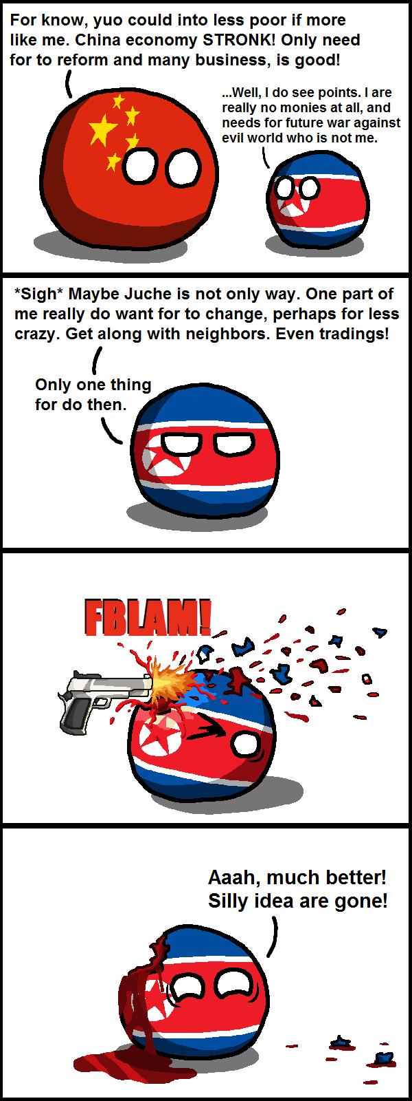 North Korea's Logic