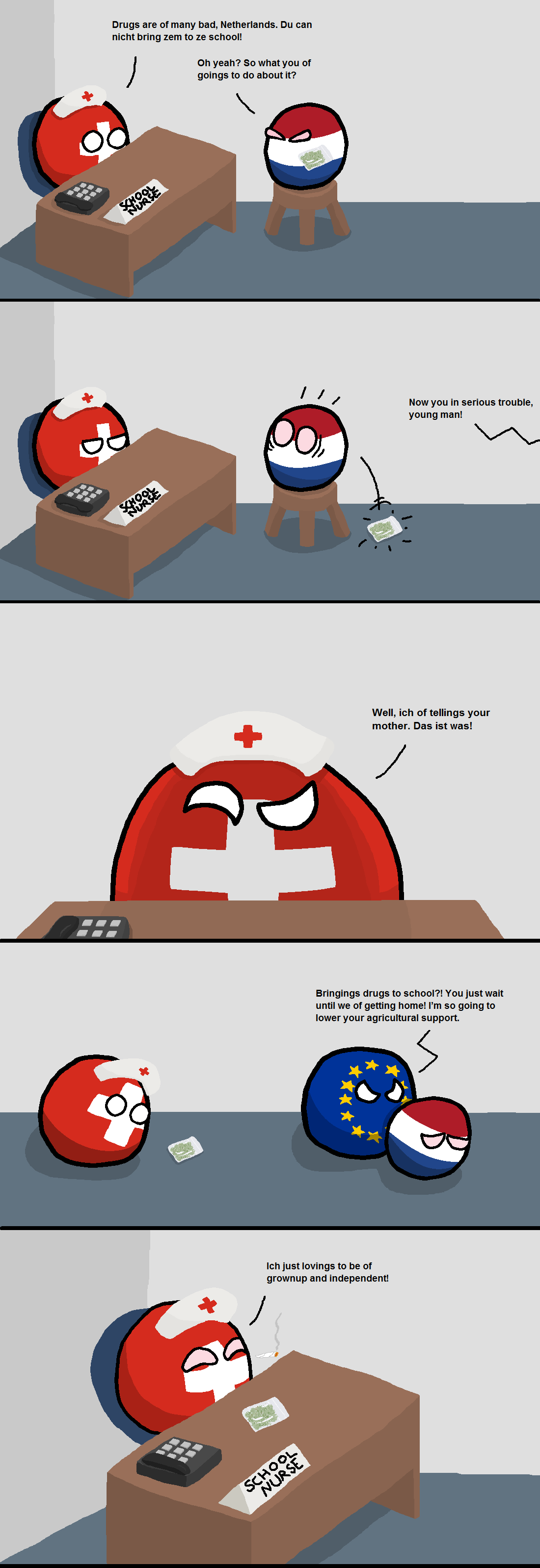 Nurse Switzerland