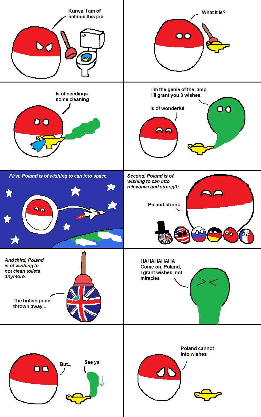 Poland Cannot Into Wishes
