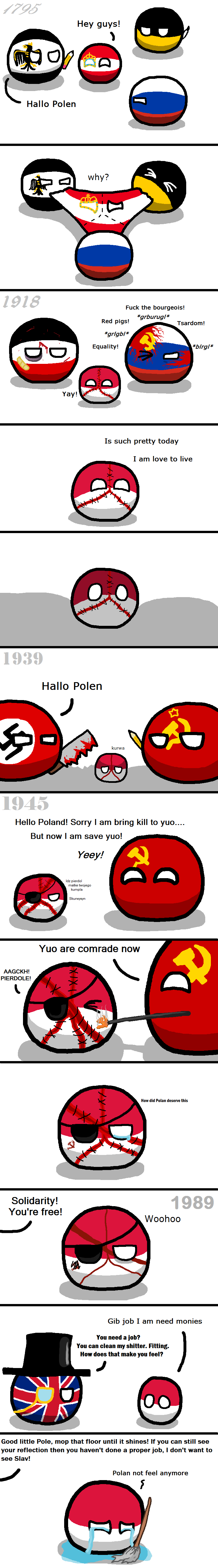 country-balls-poland-has-it-rough