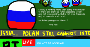 Russia Can Into News