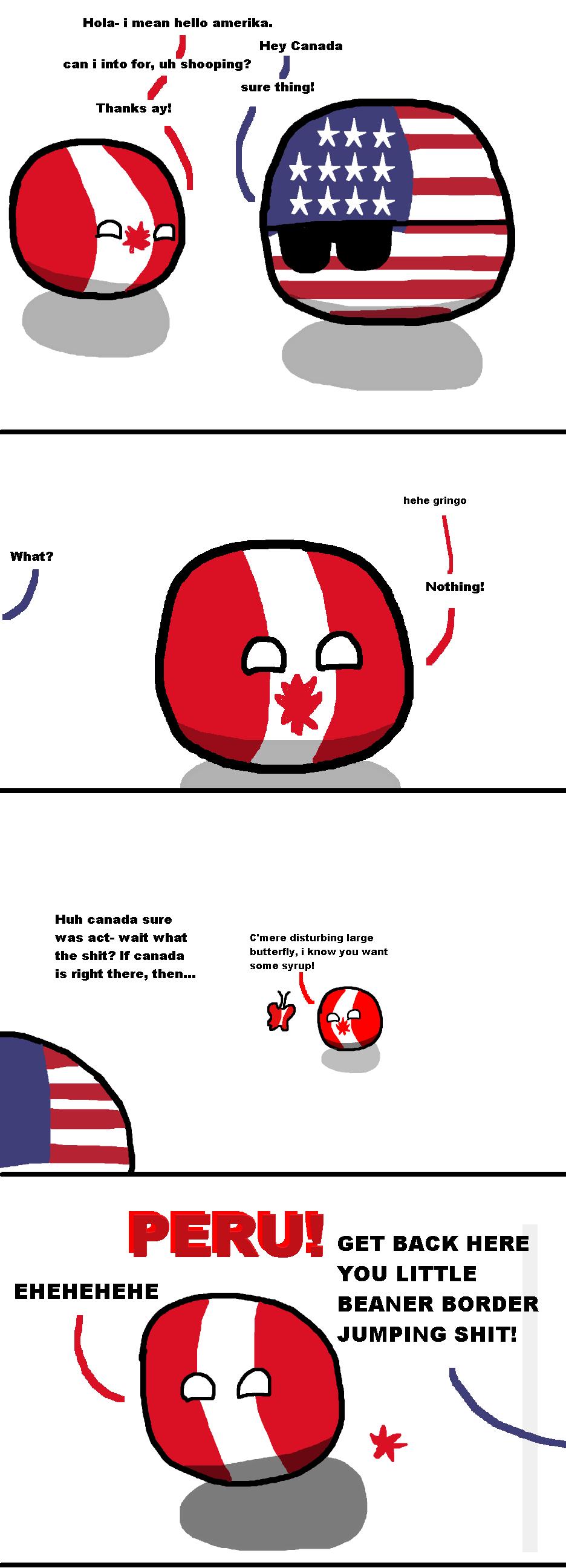 Sneaky Peru