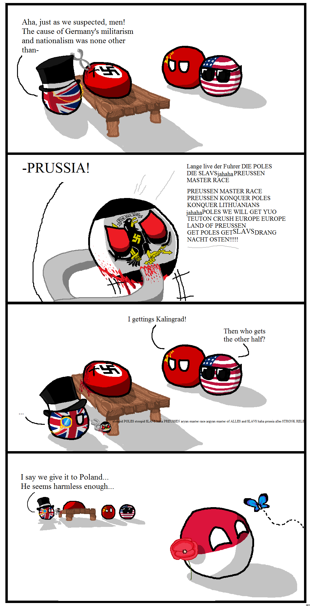 The Prussian Curse