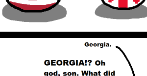 What Happened to Georgia?