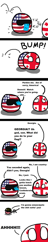What Happened to Georgia?