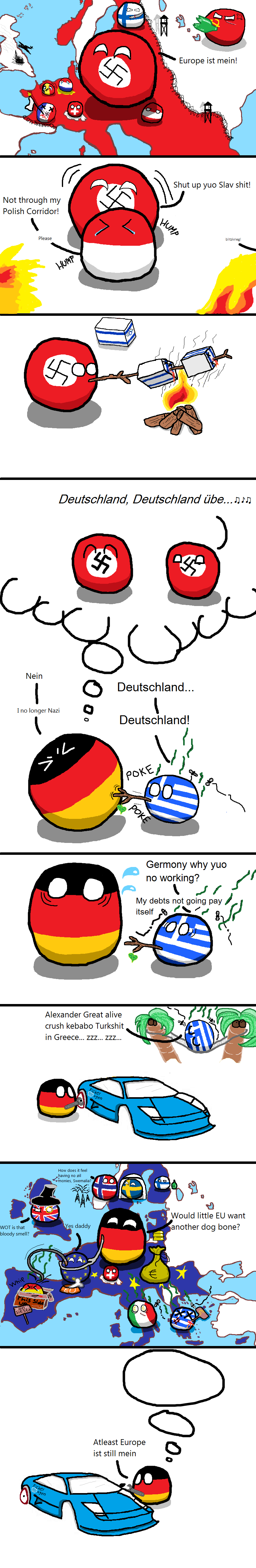 Germany's Only Desire