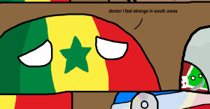 Senegal Has No Apples
