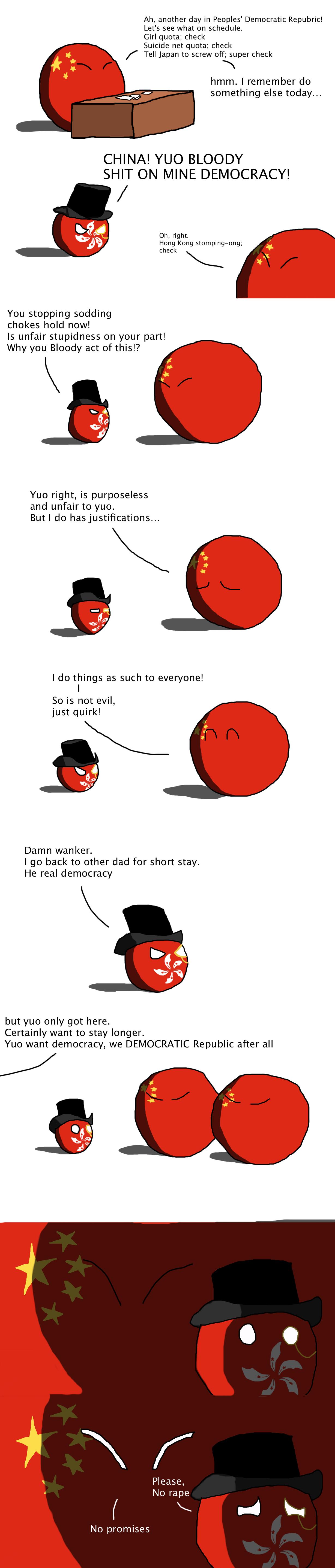 Democratic Quirks