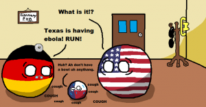 America takes Texas to the doctor
