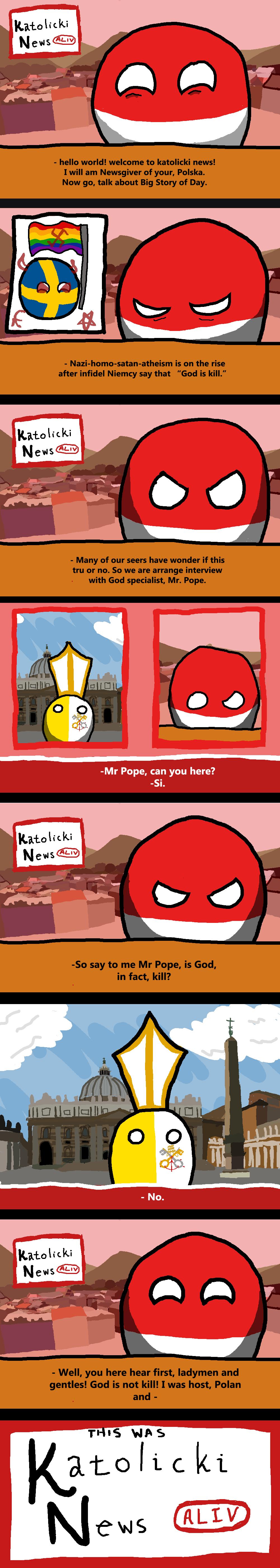 Katolicki News: Aliv