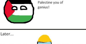 Israel got squared