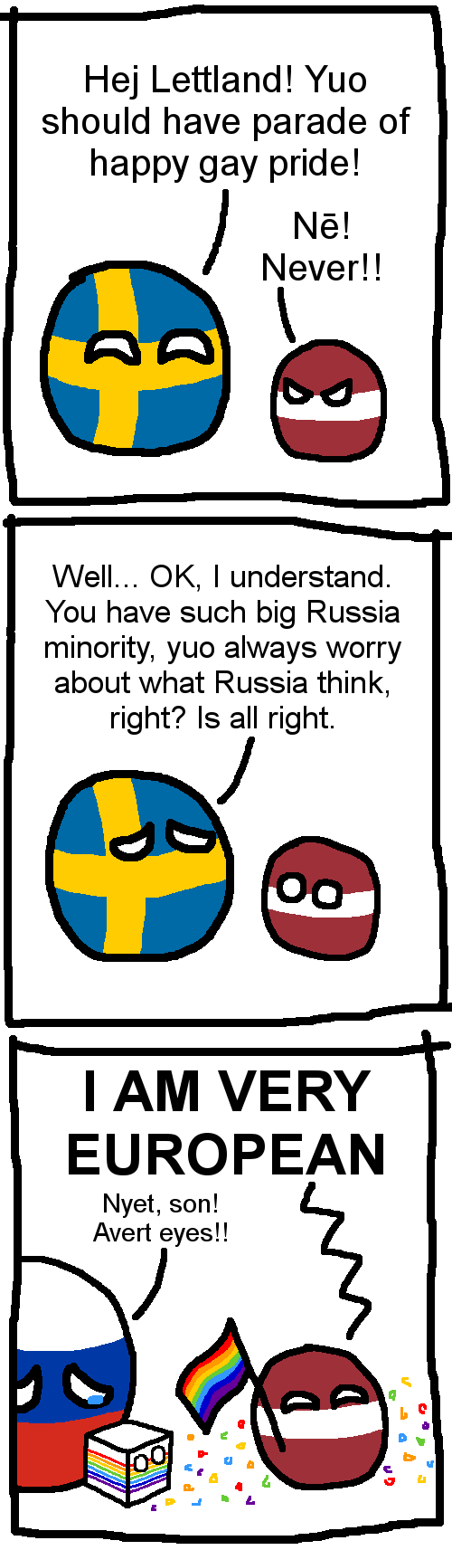 Latvia considers Russia's needs