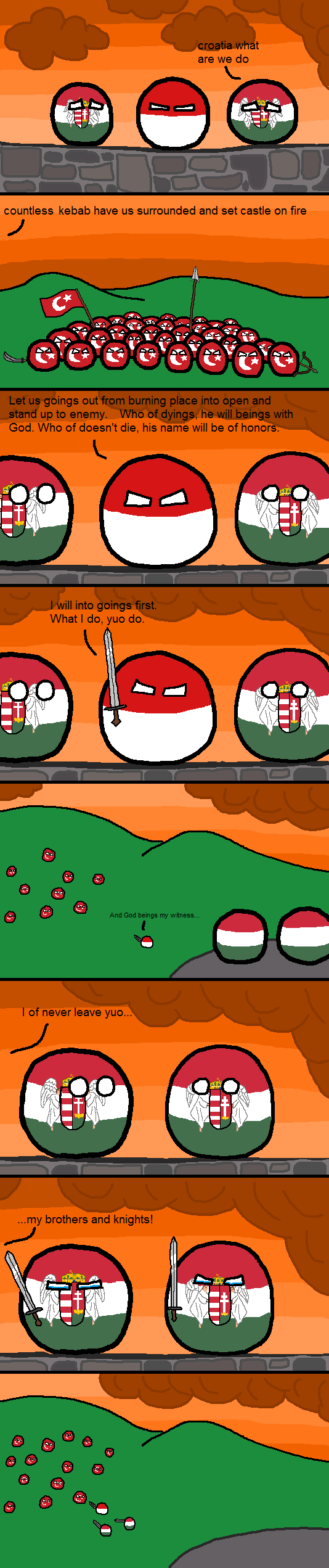 The Battle of Szigetvar