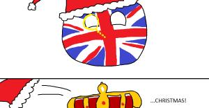 A British kind of Christmas