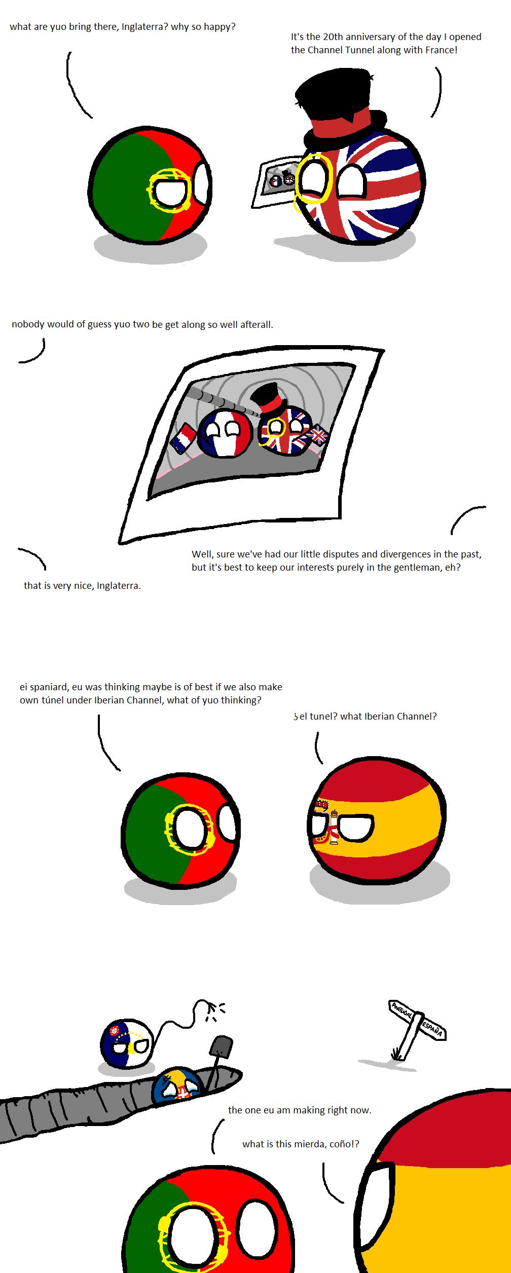 Iberian Channel