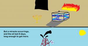 Israel's Mistake