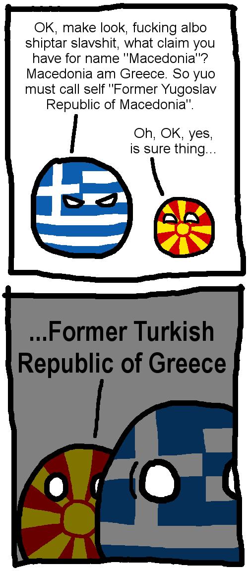 Naming Dispute