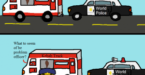The World's Policeman
