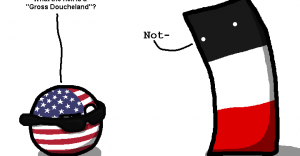 America can Language