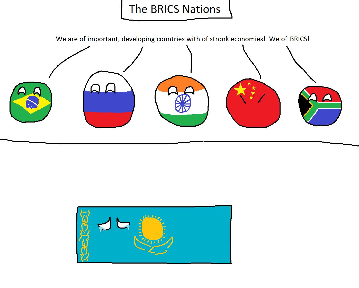 BRIC(K)S