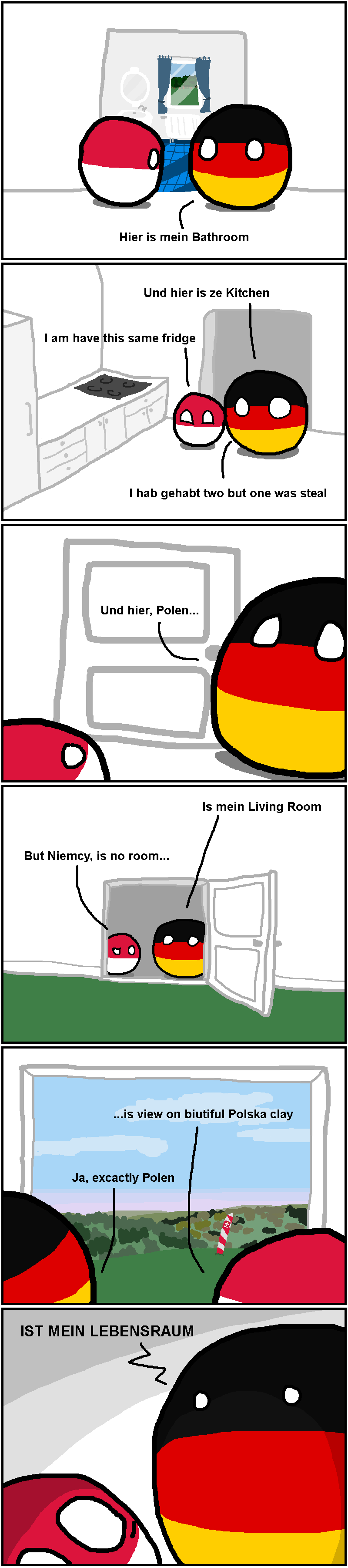 Germany's house