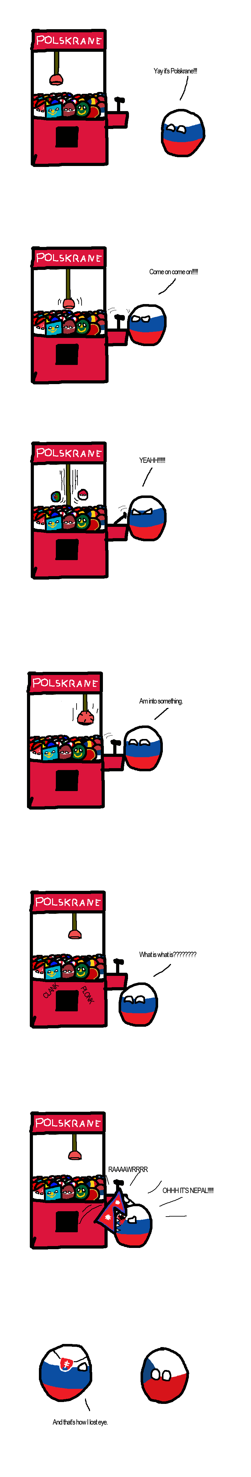 It's Polskrane time!