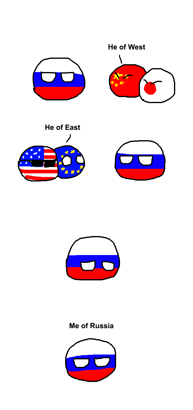 Me of Russia