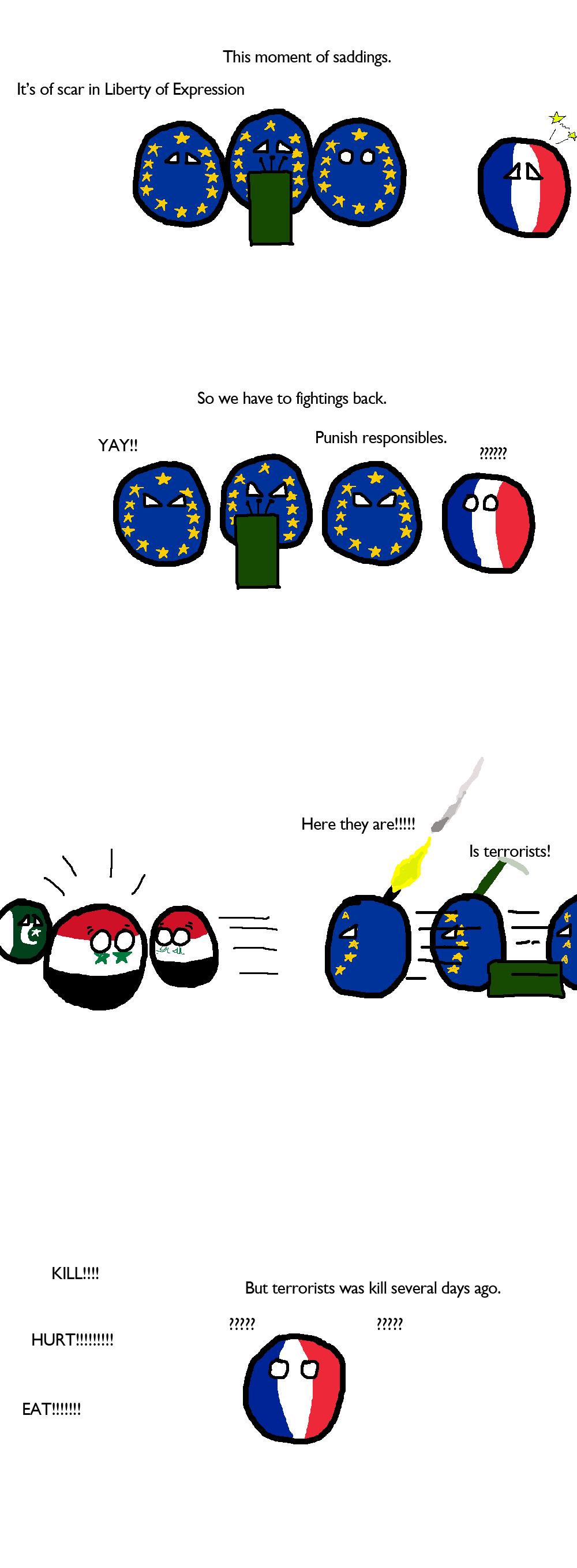 Sanctions.