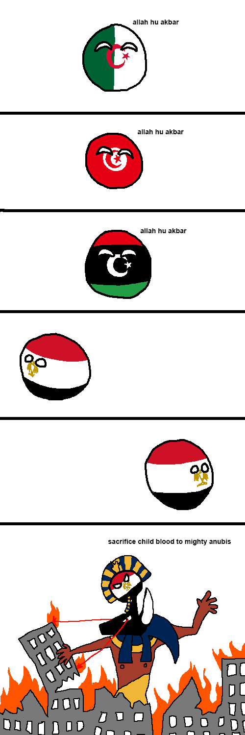 The Egypt of Old