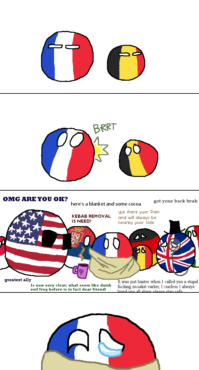 Belgiumball Country Balls