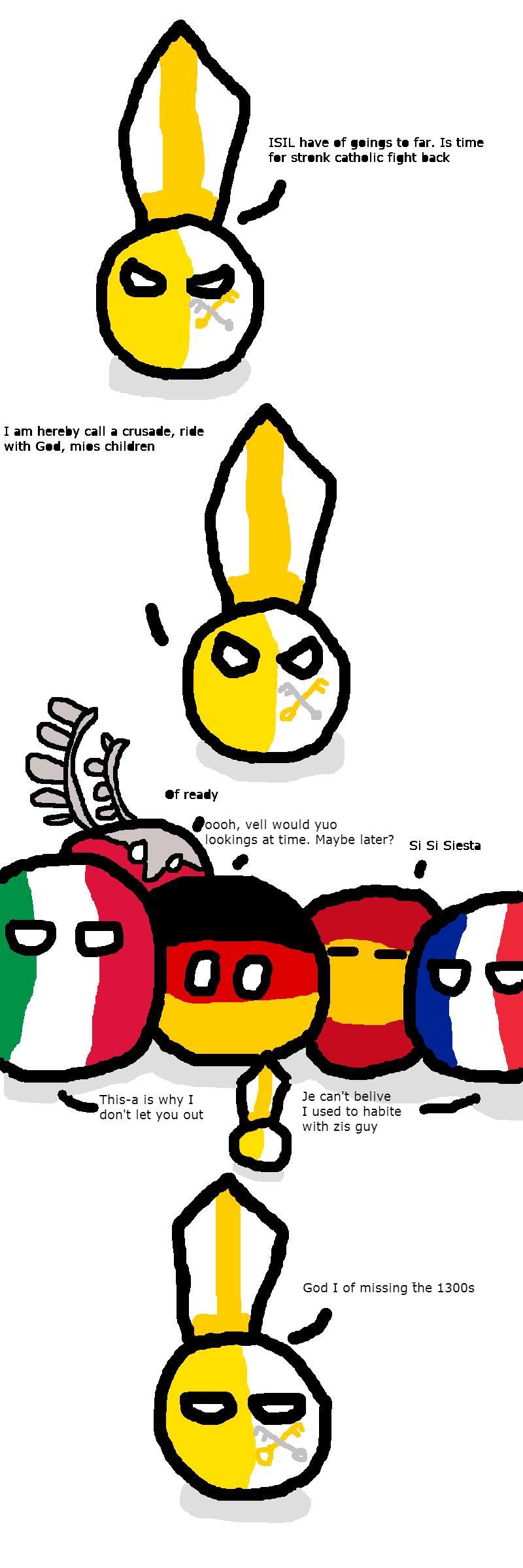 The wrong era