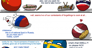 2010 Cultural Heritage Cook-off