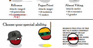 Baltics: RPG