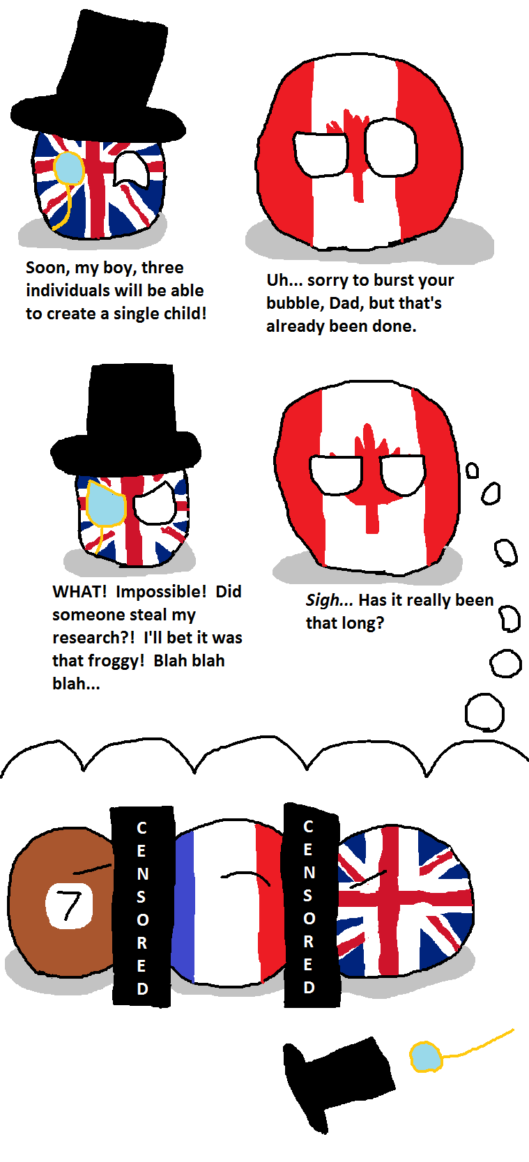Britain's Late