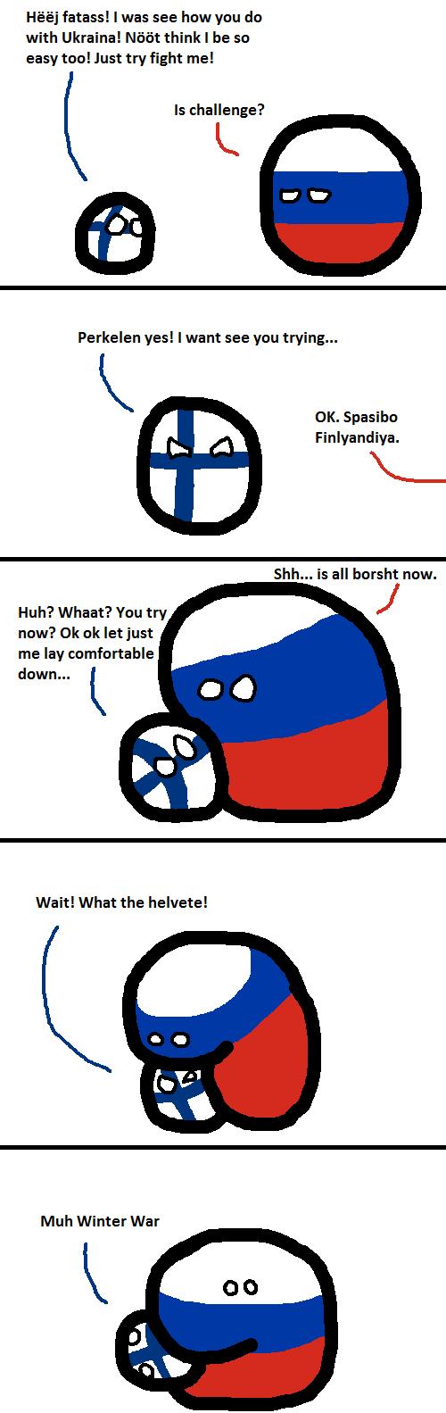 Broken delusion