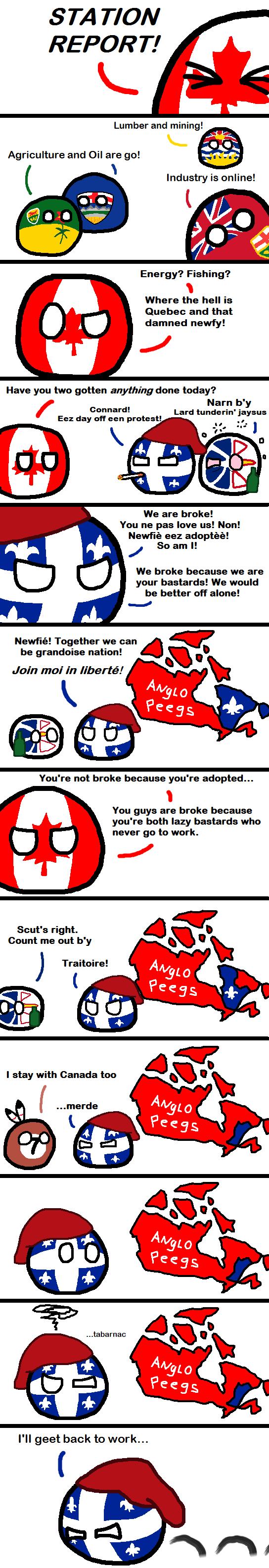 Canada's Bastards